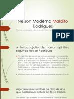 Nelson Moderno Maldito Rodrigues