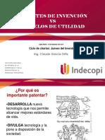 03.-13_03_14 - Patentes de Invencion vs Modelos de Utilidad.pdf