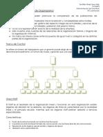Características de Diseño de Organigrama