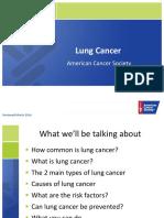 Lung Cancer Presentation Short