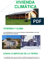La Vivienda Bioclimática