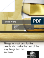 Group Sharing-wise Word