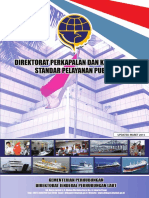 Standar Pelayanan Publik-Direktorat Perkapalan Dan Kepelautan