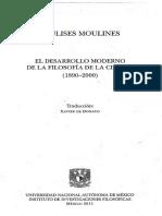 -MOULINES, CARLOS U [El Desarrollo Moderno de La Filosofía de La Ciencia (1890-2000)]- (Capítulo 3, 4 y 5)