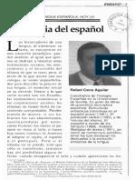 La Historia Del Españo