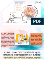 Psicología de La Salud en El Perú (1)