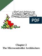 8051-CH2 Architecture s116