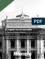 108. W. A. Mozart - El Rapto en El Serrallo