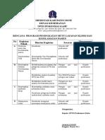 9.1.3.1. -Rencana Dan Program Tim Peningkatan Mutu Layanan Klinis Dan Keselamatan Pasien