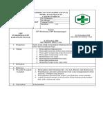 8.1.2.7 Sop Kesehatan Dan Keselamatan Kerja Bagi Petugas Laboratorium