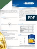 AKRON CUSTOM CI4 PLUS 15W40.pdf