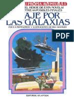 EA01 Viaje Por Las Galaxias