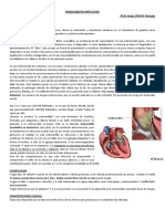 12. Endocarditis Infecciosa