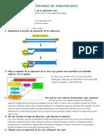 Cuestionario de Inmunologia