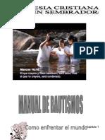 Manual Del Bautismo 1
