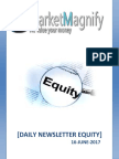 Daily Equity Report 16-June-2017