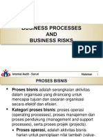 Bab 4 Business Processes and Business Risk