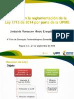 Avances Legislacion Solar