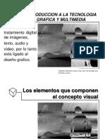 Elementos que componen el concepto visual