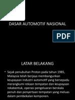 Sem 2 - Dasar Automotif Nasional