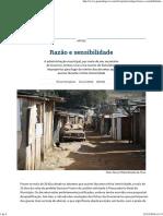 Razão e Sensibilidade _ Artigos _ Gazeta Do Povo