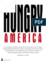Hungry America by Rakesh Krishnan Simha