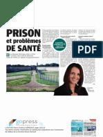 DH - Prison et Problèmes de Santé- Juin 2017