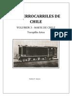 """Chile, """"Los Ferrocarriles de Chile, Tocopilla - Arica"""""""