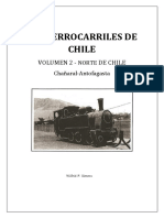 "Chile, ""Los Ferrocarriles  de Chile, Chañaral - Antofagasta"""