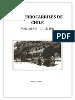 "Chile, ""Los Ferrocarriles de Chile, Chile Sur"""