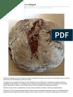 Pan de Espelta Blanca Eintegral