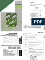 Diagramas electricos Toyota Land Cruiser (prado)