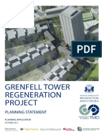 Grenfell Tower Planning Application