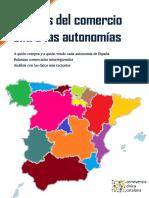 Cataluña depende más de Cantabria que de EE UU