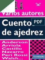 Cuentos de Ajedrez - AA VV