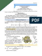 Practica No. 3 (Integración Numérica)