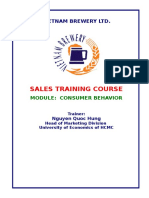 Customer Behavior.doc