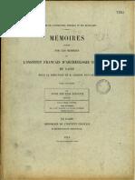 Le Livre Des Rois d'Égypte de La XXVe Dynastie à La Fin Des Ptolémées - H. Gauthier