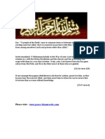 Prophet Muhammad (Pbuh) Mentioned in Bible-Hinduism-Parsi and Bhuddist Scriptures