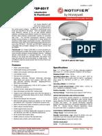 Detector de Humo FSP-851 Intelligent - Zensitec.pdf