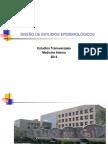 diseodeestudiostransversales-140724035534-phpapp01