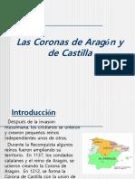 Las Coronas de Aragon y de Castilla
