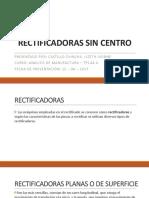 Rectificadora Castillo Chincha