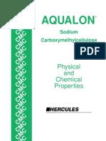 Cellulose Aqualon CMC Booklet
