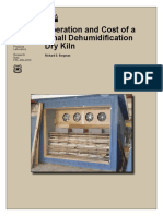 Operation and Cost of a Small Dehumidification Dry Kiln.pdf