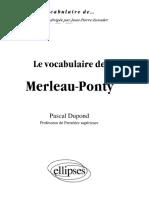 [Dupond]_Merleau_ponty(b-ok.org).pdf