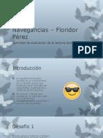 Navegancias – Floridor Pérez