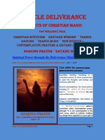 Dark Secrets of Christian Magic