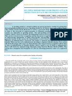 IAETSD-JARAS-fusion of Multiple Biometrics for Photo Attack Detection