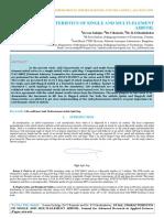 Iaetsd-jaras-stall Characteristics of Single and Multi-element